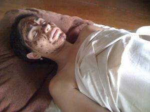 cacao facial 1
