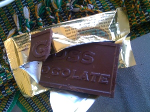 Goss chocolate