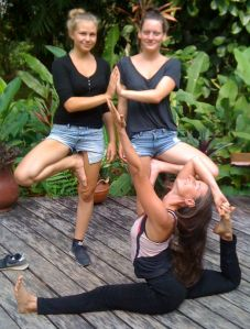 Yoga Class with Certified Instructor Parama Williams copy 2