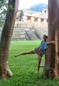 Parama hugging tree at Palenque copy